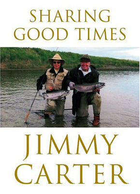 Image for Sharing Good Times  **SIGNED 1st edition/1st printing**