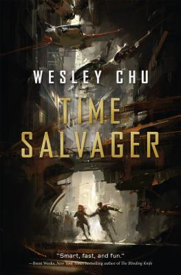 Image for Time Salvager **SIGNED 1st Edition /1st Printing