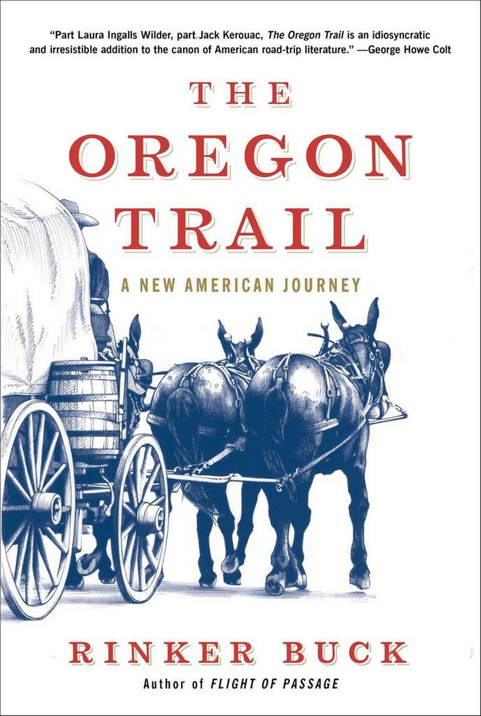 Image for The Oregon Trail **SIGNED 1st Edition /1st Printing**