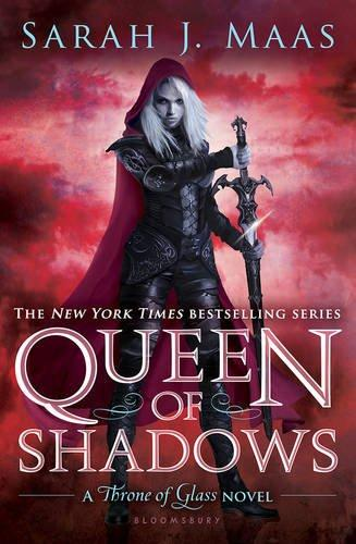 Image for Queen of Shadows (Throne of Glass) **SIGNED + Photo**