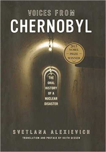 Image for Voices from Chernobyl: The Oral History of a Nuclear Disaster **SIGNED 1st Edition Thus /1st Printing**