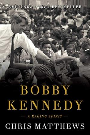 Image for Bobby Kennedy: A Raging Spirit **SIGNED 1st Edition /1st Printing + Photo **