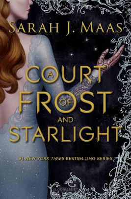 Image for A Court of Frost and Starlight **SIGNED 1st Edition/1st Printing **