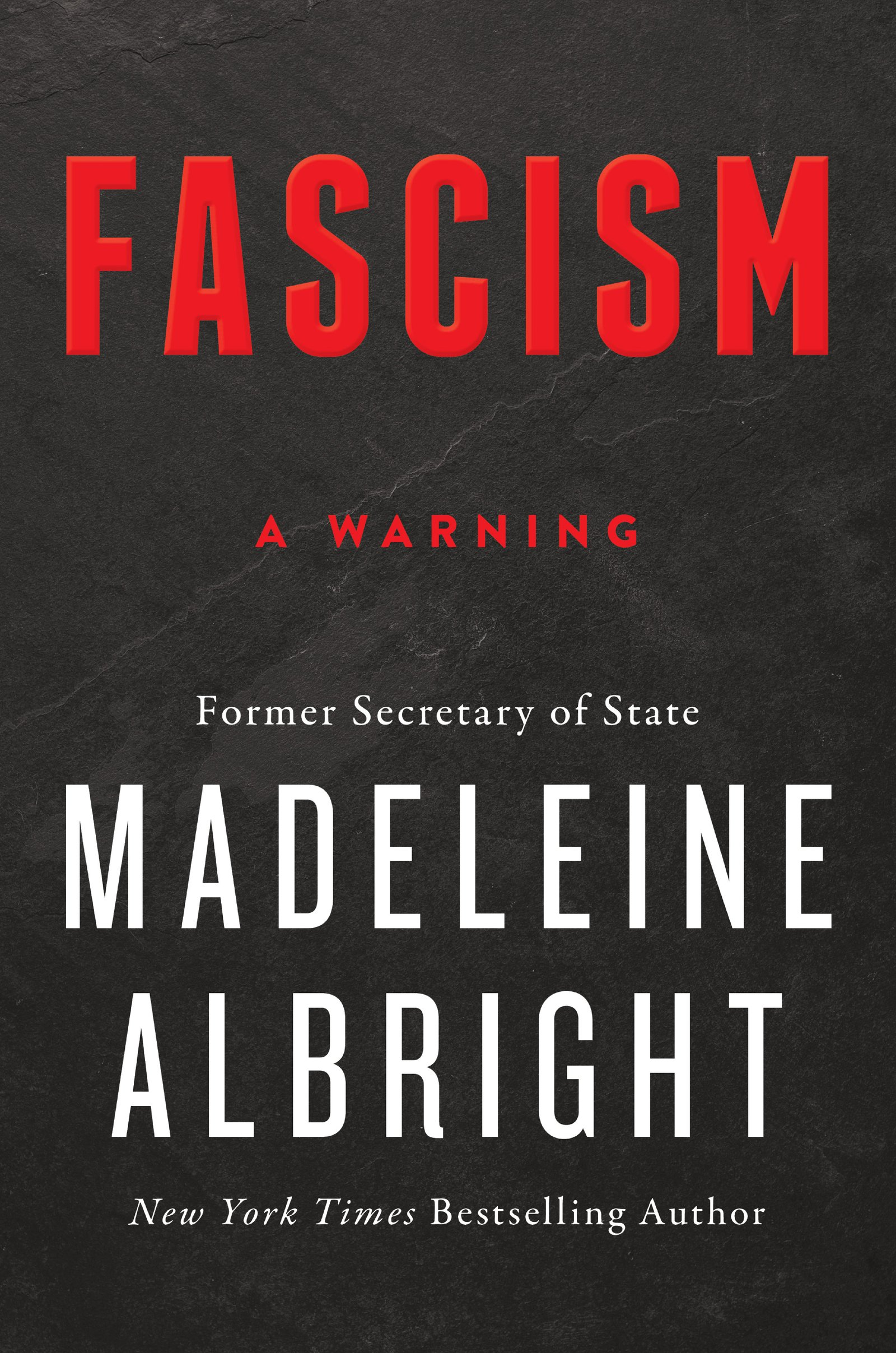Image for FASCISM **SIGNED 1st Edition/1st Printing **