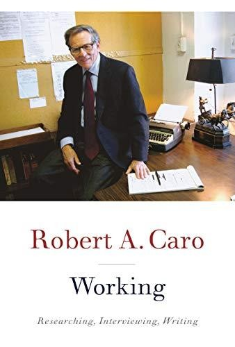 Image for Working **SIGNED  1st Edition/ 1st Printing**