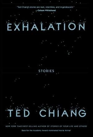 Image for Exhalation: Stories **SIGNED 1st Edition / 1st Printing + Photo**