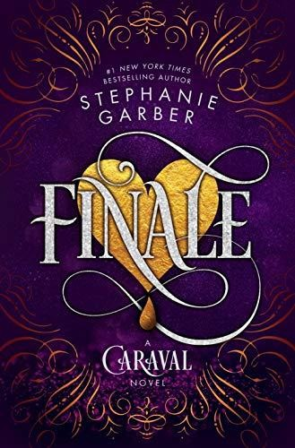 Image for Finale: A Caraval Novel **SIGNED, LINED,  1st Edition /1st Printing + Photo**