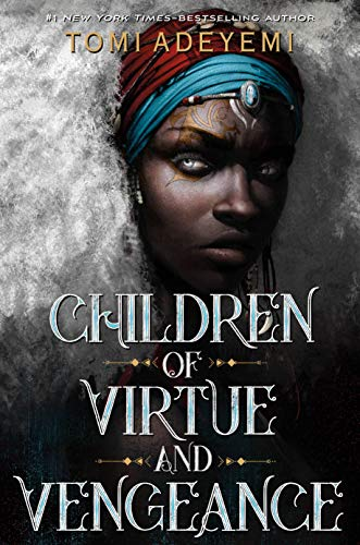 Image for Children of Virtue and Vengeance (Legacy of Orisha)  ** SIGNED 1st Edition / 1st Printing**