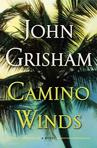 Image for Camino Winds   ** SIGNED & DATED,  1st Edition / 1st Printing**