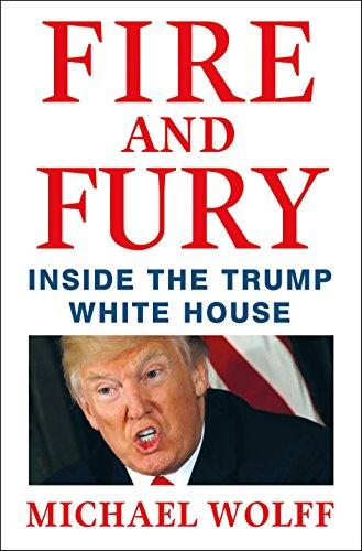 Image for Fire and Fury:  Inside the Trump White House  **SIGNED **