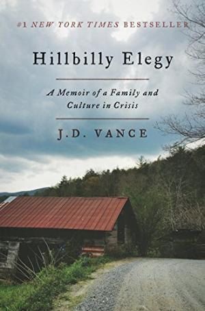 Image for Hillbilly Elegy: A Memoir of a Family and Culture in Crisis **SIGNED & DATED + Photo**