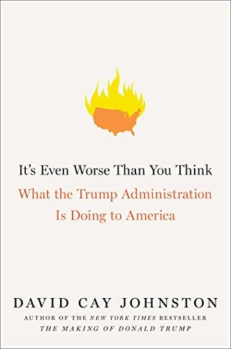 Image for It's Even Worse Than You Think: What the Trump Adminstration Is Doing to America **SIGNED & DATED, 1st Edition/1st Printing + Photo **