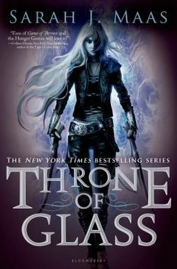 Image for Throne of Glass **SIGNED + Photo**